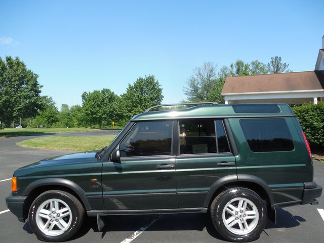 2002 Land Rover Discovery Series II SE Leesburg, Virginia 2
