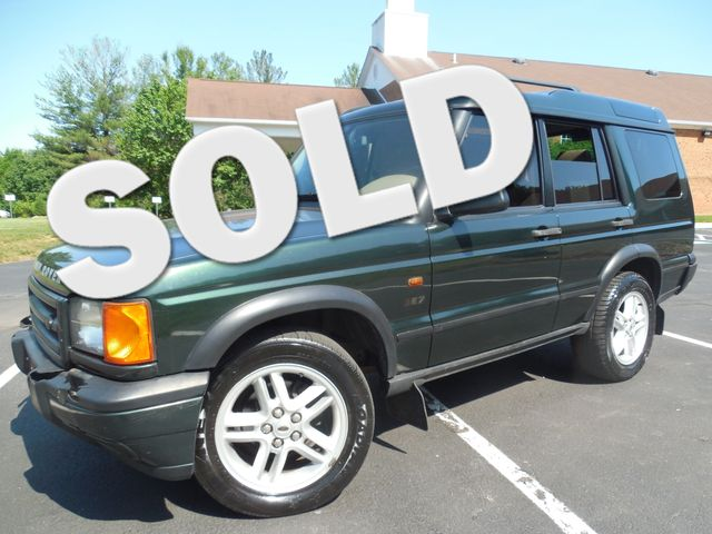 2002 Land Rover Discovery Series II SE Leesburg, Virginia 0