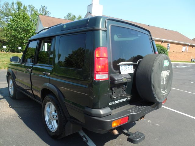 2002 Land Rover Discovery Series II SE Leesburg, Virginia 4
