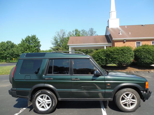 2002 Land Rover Discovery Series II SE Leesburg, Virginia 1