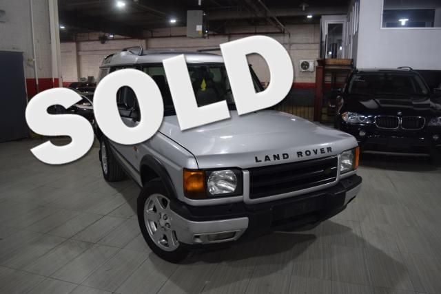 2002 Land Rover Discovery Series II SE Richmond Hill, New York 0