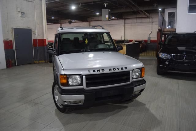 2002 Land Rover Discovery Series II SE Richmond Hill, New York 1