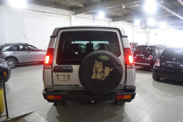 2002 Land Rover Discovery Series II SE Richmond Hill, New York 2