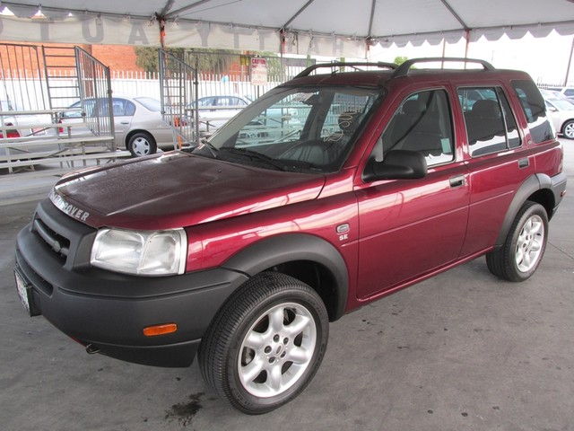 2002 Land Rover Freelander SE Please call or e-mail to check availability All of our vehicles ar