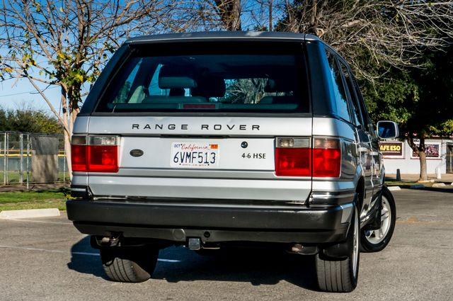 2002 Land Rover Range Rover HSE Reseda, CA 7