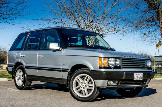 2002 Land Rover Range Rover HSE Reseda, CA 3
