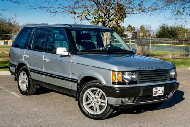 2002 Land Rover Range Rover HSE Reseda, CA 46