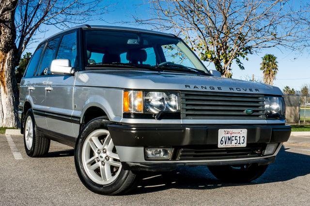 2002 Land Rover Range Rover HSE Reseda, CA 45