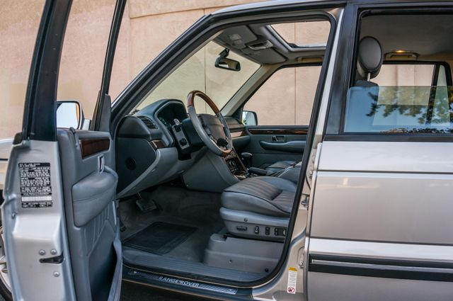 2002 Land Rover Range Rover HSE Reseda, CA 12