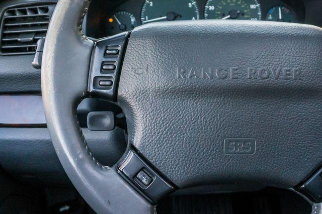 2002 Land Rover Range Rover HSE Reseda, CA 19