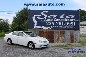 2002 Lexus Es 300 Pearl White Over Tan Leather ROOF ONLY 113K MILES ONE OWNER CLEAN CAR FAX DETAILED SERVICED READY TO GEAUX!!! | Baton Rouge , Louisiana | Saia Auto Consultants LLC-[ 4 ]