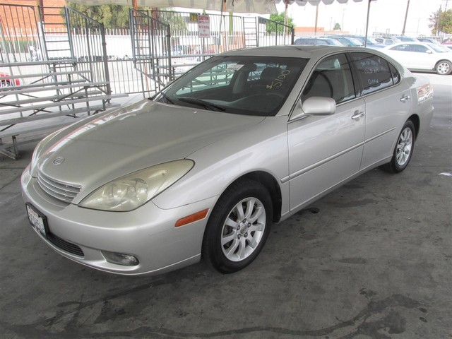 2002 Lexus ES 300 Please call or e-mail to check availability All of our vehicles are available