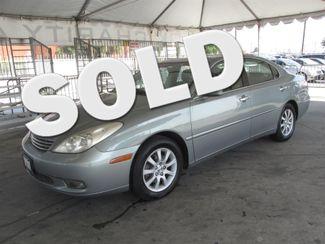 2002 Lexus ES 300 Gardena, California