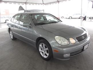 2002 Lexus GS 300 Gardena, California 3