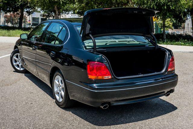 2002 Lexus GS 430 - NAVI - PREMIUM - MARK LEVINSON SOUND Reseda, CA 9