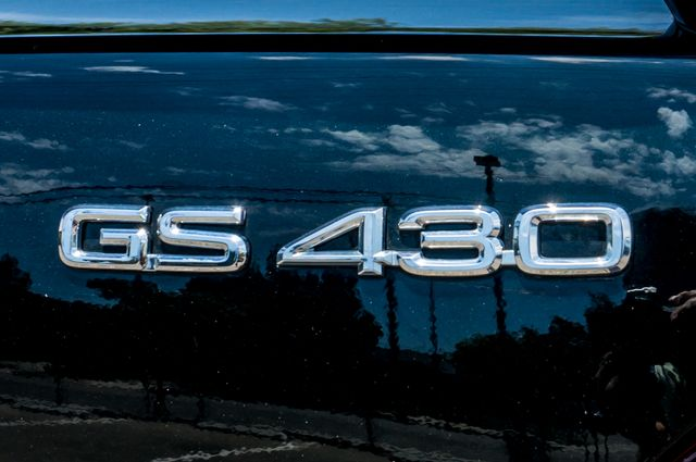 2002 Lexus GS 430 - NAVI - PREMIUM - MARK LEVINSON SOUND Reseda, CA 49