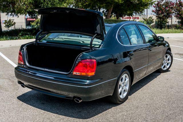 2002 Lexus GS 430 - NAVI - PREMIUM - MARK LEVINSON SOUND Reseda, CA 10
