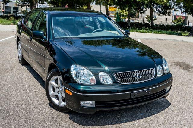2002 Lexus GS 430 - NAVI - PREMIUM - MARK LEVINSON SOUND Reseda, CA 44