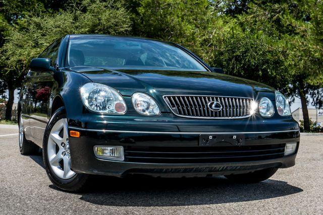 2002 Lexus GS 430 - NAVI - PREMIUM - MARK LEVINSON SOUND Reseda, CA 46