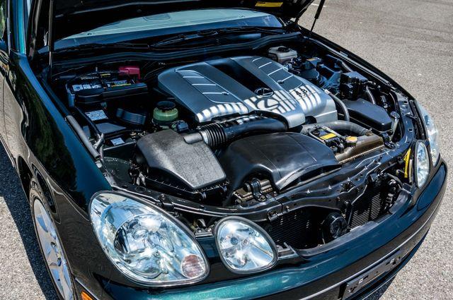 2002 Lexus GS 430 - NAVI - PREMIUM - MARK LEVINSON SOUND Reseda, CA 40