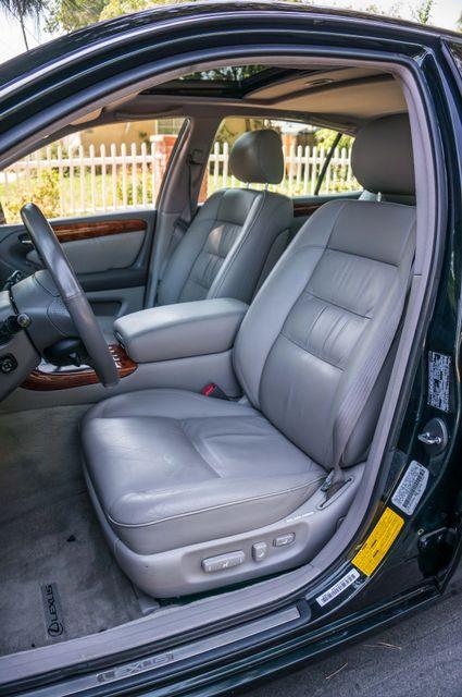 2002 Lexus GS 430 - NAVI - PREMIUM - MARK LEVINSON SOUND Reseda, CA 28