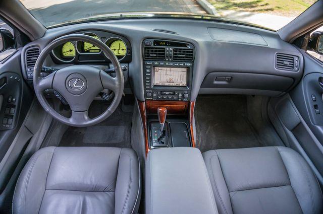 2002 Lexus GS 430 - NAVI - PREMIUM - MARK LEVINSON SOUND Reseda, CA 17