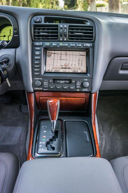 2002 Lexus GS 430 - NAVI - PREMIUM - MARK LEVINSON SOUND Reseda, CA 20