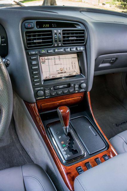 2002 Lexus GS 430 - NAVI - PREMIUM - MARK LEVINSON SOUND Reseda, CA 21