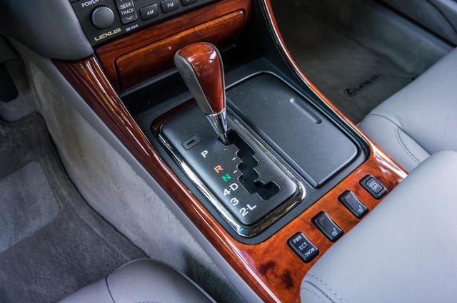2002 Lexus GS 430 - NAVI - PREMIUM - MARK LEVINSON SOUND Reseda, CA 27