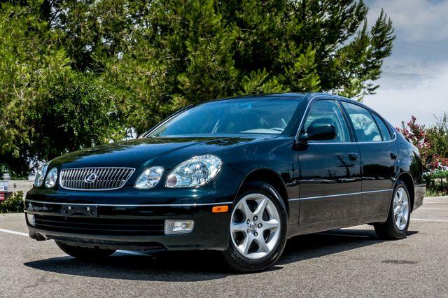 2002 Lexus GS 430 - NAVI - PREMIUM - MARK LEVINSON SOUND Reseda, CA 1