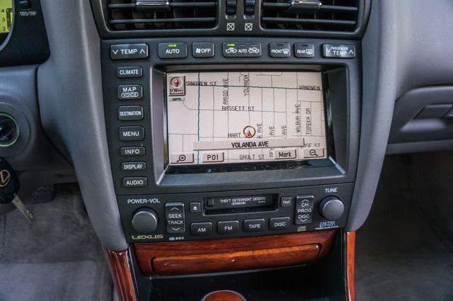 2002 Lexus GS 430 - NAVI - PREMIUM - MARK LEVINSON SOUND Reseda, CA 22