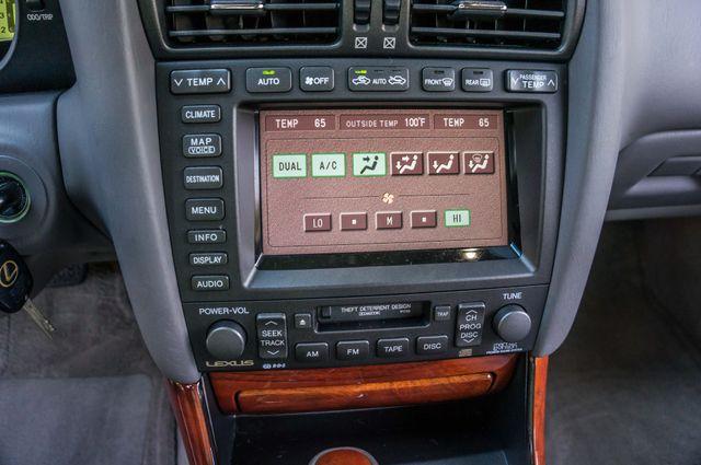 2002 Lexus GS 430 - NAVI - PREMIUM - MARK LEVINSON SOUND Reseda, CA 23