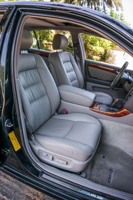 2002 Lexus GS 430 - NAVI - PREMIUM - MARK LEVINSON SOUND Reseda, CA 30