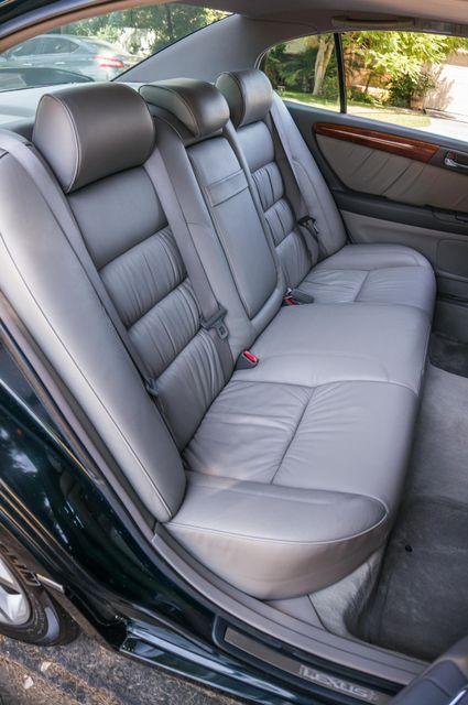 2002 Lexus GS 430 - NAVI - PREMIUM - MARK LEVINSON SOUND Reseda, CA 31