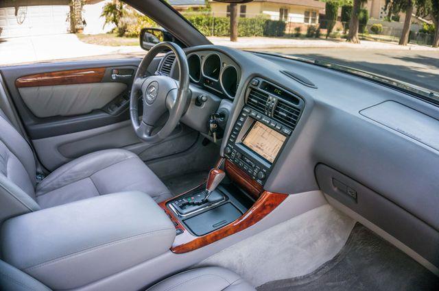 2002 Lexus GS 430 - NAVI - PREMIUM - MARK LEVINSON SOUND Reseda, CA 32
