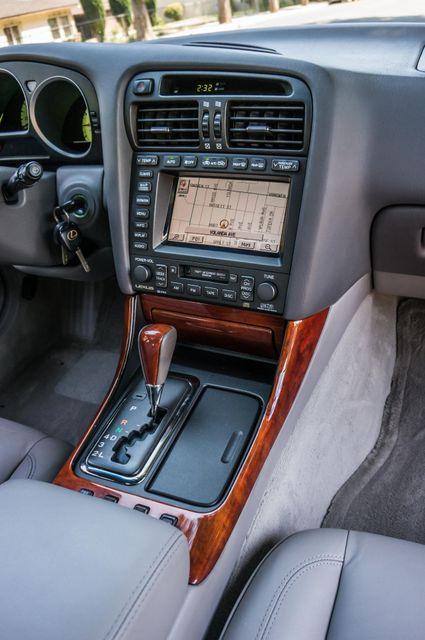 2002 Lexus GS 430 - NAVI - PREMIUM - MARK LEVINSON SOUND Reseda, CA 19