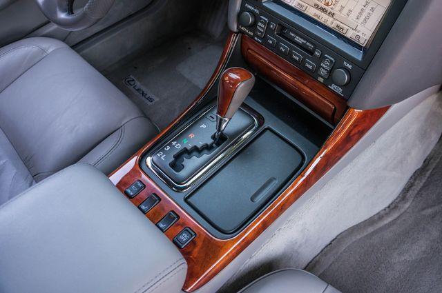 2002 Lexus GS 430 - NAVI - PREMIUM - MARK LEVINSON SOUND Reseda, CA 26