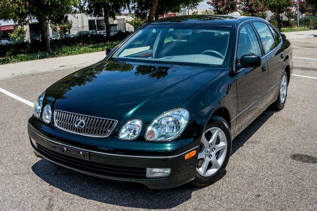 2002 Lexus GS 430 - NAVI - PREMIUM - MARK LEVINSON SOUND Reseda, CA 43