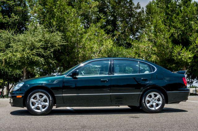 2002 Lexus GS 430 - NAVI - PREMIUM - MARK LEVINSON SOUND Reseda, CA 4