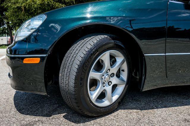 2002 Lexus GS 430 - NAVI - PREMIUM - MARK LEVINSON SOUND Reseda, CA 11