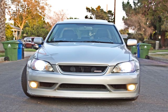 2002 Lexus IS 300 SPORT AUTOMATIC XENON MOONROOF HEATED SEATS ALTEZZ PKG XLNT CONDITION Woodland Hills, CA 16
