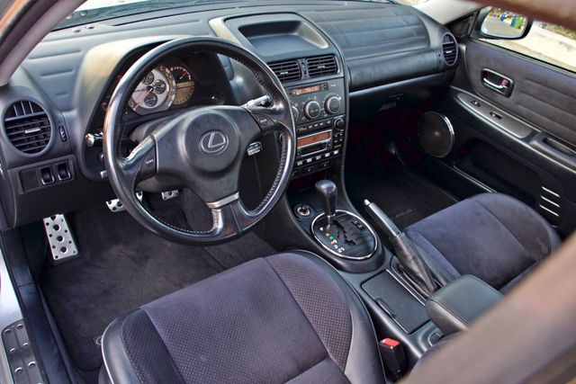 2002 Lexus IS 300 SPORT AUTOMATIC XENON MOONROOF HEATED SEATS ALTEZZ PKG XLNT CONDITION Woodland Hills, CA 20