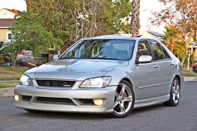 2002 Lexus IS 300 SPORT AUTOMATIC XENON MOONROOF HEATED SEATS ALTEZZ PKG XLNT CONDITION Woodland Hills, CA 17