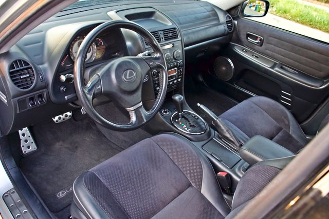 2002 Lexus IS 300 SPORT AUTOMATIC XENON MOONROOF HEATED SEATS ALTEZZ PKG XLNT CONDITION Woodland Hills, CA 21