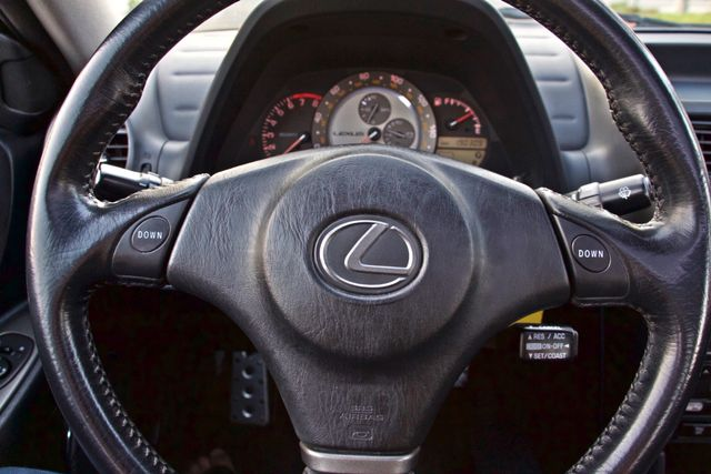 2002 Lexus IS 300 SPORT AUTOMATIC XENON MOONROOF HEATED SEATS ALTEZZ PKG XLNT CONDITION Woodland Hills, CA 22