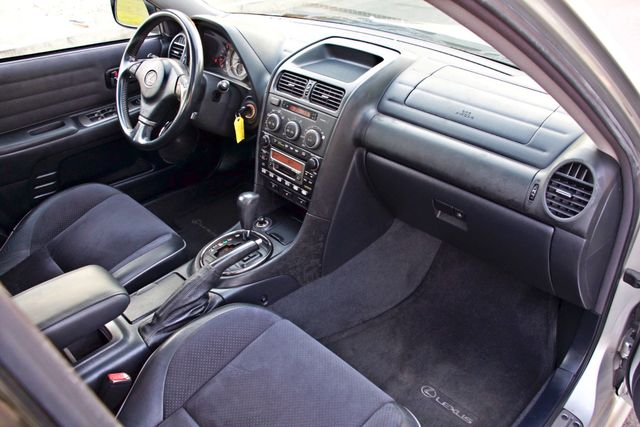 2002 Lexus IS 300 SPORT AUTOMATIC XENON MOONROOF HEATED SEATS ALTEZZ PKG XLNT CONDITION Woodland Hills, CA 32