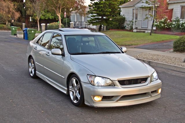 2002 Lexus IS 300 SPORT AUTOMATIC XENON MOONROOF HEATED SEATS ALTEZZ PKG XLNT CONDITION Woodland Hills, CA 35