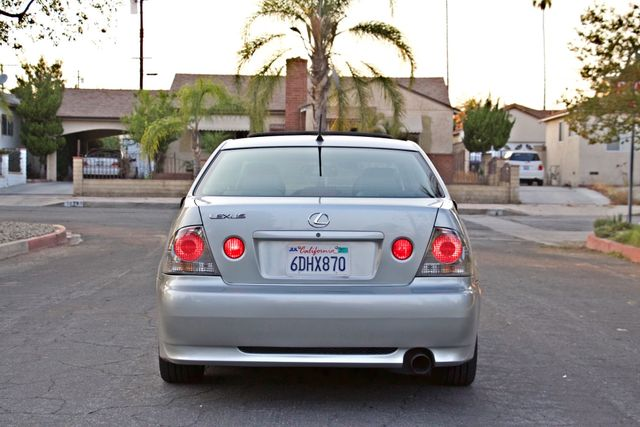 2002 Lexus IS 300 SPORT AUTOMATIC XENON MOONROOF HEATED SEATS ALTEZZ PKG XLNT CONDITION Woodland Hills, CA 8