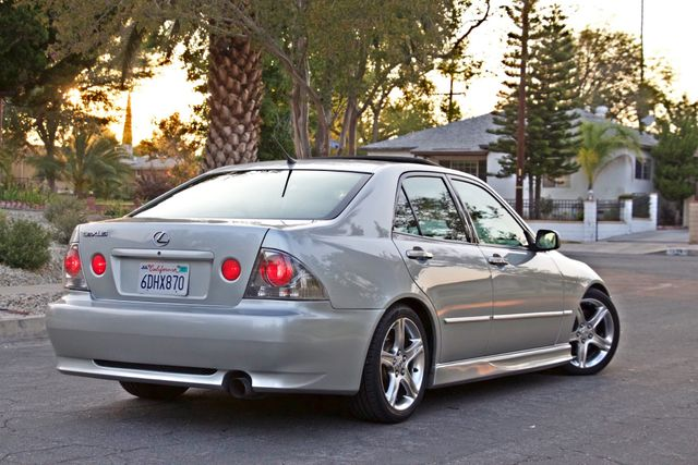 2002 Lexus IS 300 SPORT AUTOMATIC XENON MOONROOF HEATED SEATS ALTEZZ PKG XLNT CONDITION Woodland Hills, CA 9