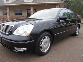 2002 Lexus LS 430 Batesville, Mississippi 9